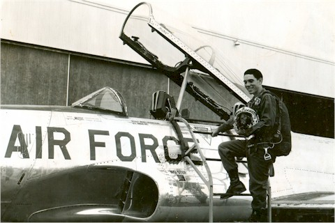 Tony Vallillo - Air Force